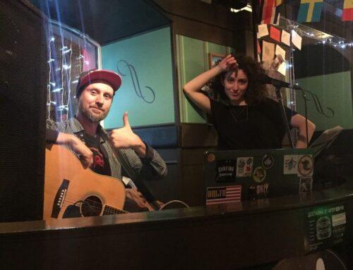Живая музыка в Бутер BRO pub!